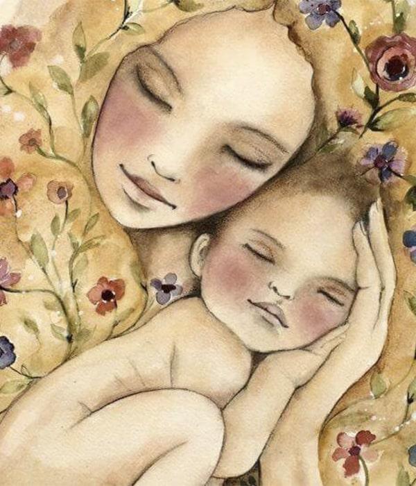 """Il bambino e la sua mamma: un legame che aiuta ad """"Essere"""""""